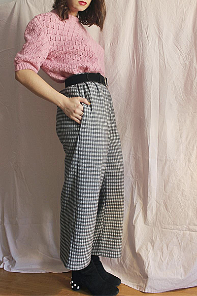 Pantalonlargecarreaux2