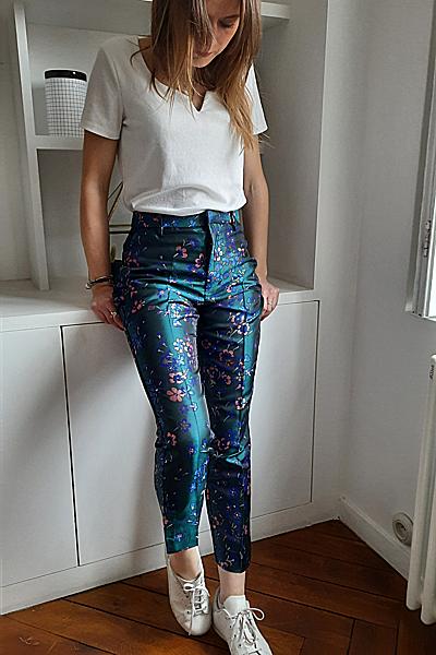 Pantalonfleuri